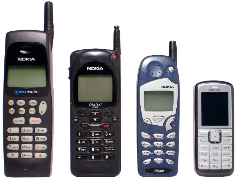 First Mobile Phone Invented