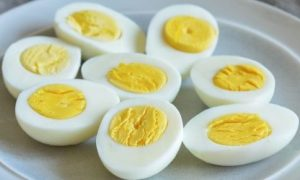 Weight Loss With Egg Diet