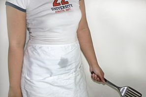 How to remove cooking oil stains